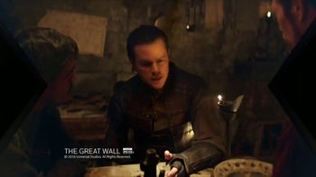 XFINITY On Demand TV Spot, 'The Great Wall'