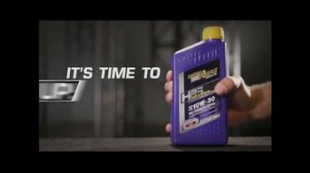 Royal Purple HPS TV Spot, 'Time to Step up'