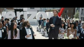 Verizon Unlimited TV Spot, 'Live Wedding' Featuring Thomas Middleditch - Thumbnail 4