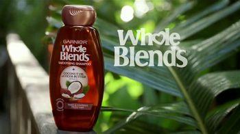 Garnier Whole Blends TV Spot, 'Descubre el Smoothing Oil' [Spanish] - Thumbnail 2