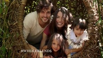 Garnier Whole Blends TV Spot, 'Descubre el Smoothing Oil' [Spanish]