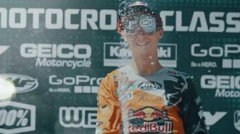 Ride 100% TV Spot, '2017 Motocross Nationals Campaign' - Thumbnail 8