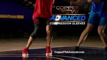 Copper Fit Advanced Compression Sleeve TV Spot, 'Targeted Support'