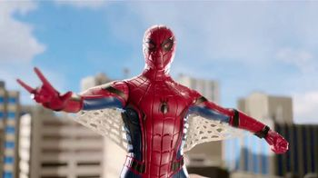 Spider-Man: Homecoming Tech Suit Spider-Man TV Spot, 'Let's Do This!'