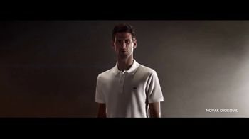 Lacoste USA TV Spot, 'The New Crocodile' Featuring Novak Djokovic