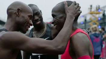 Nike TV Spot, 'Breaking2' Featuring Eliud Kipchoge