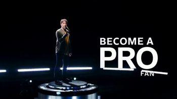 XFINITY NHL Center Ice TV Spot, 'Pro Fan'