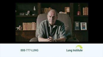 Lung Institute TV Spot, 'Alternative Options'