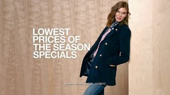 Macy's Columbus Day Sale TV Spot, 'Bedding, Mixers and Luggage'