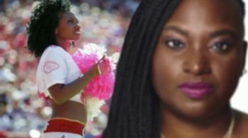 American Cancer Society TV Spot, 'NFL Crucial Catch: Brandy Reed'