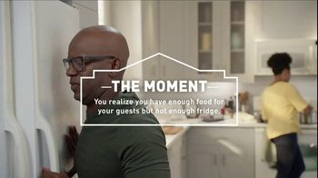 Lowe's TV Spot, 'The Moment: Enough Food for Guests'