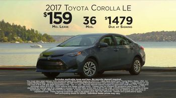 2017 Toyota Corolla TV Spot, 'Live With Inspiration' - Thumbnail 10