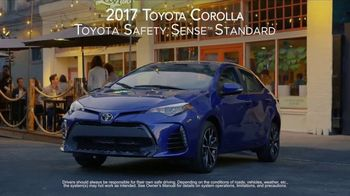 2017 Toyota Corolla TV Spot, 'Live With Inspiration' - Thumbnail 8
