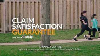 Allstate Claim Satisfaction Guarantee TV Spot, 'No Buts'