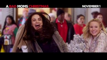 A Bad Moms Christmas - 1198 commercial airings