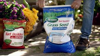 The Home Depot TV Spot, 'Some of the Good Stuff: Turf Builder Grass Seed'