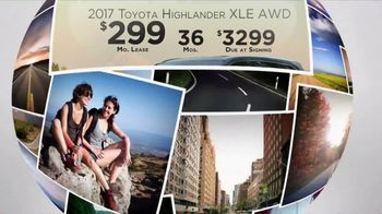 2017 Toyota Highlander TV Spot, 'Live With Peace of Mind' - Thumbnail 8