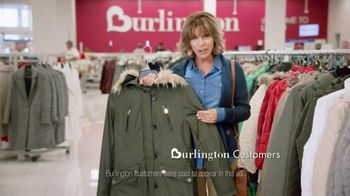 Burlington TV Spot, 'Your Coat Headquarters'