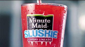 McDonald's Minute Maid Slushies TV Spot, 'Totally Chill'