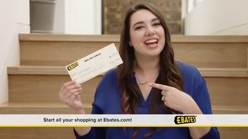 Ebates TV Spot, 'Big Fat Check'