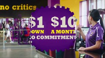 Planet Fitness TV Spot, 'Get Your Groove On'