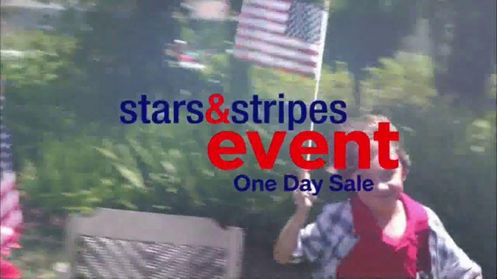 Ashley Homestore Stars Amp Stripes One Day Sale Tv