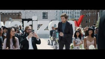 Verizon TV Spot, 'Live Wedding: Google Pixel' Featuring Thomas Middleditch