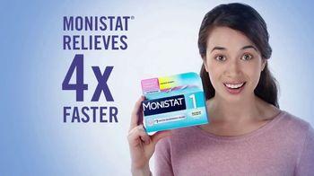 Monistat 1 TV Spot, 'Get Cured'