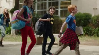 Walmart TV Spot, 'Own the School Year Like a Hero' Song by Whitesnake - 2727 commercial airings