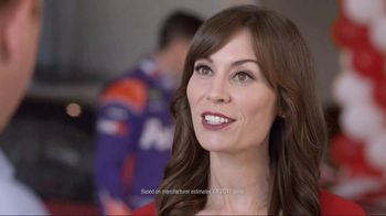 Toyota Camry One Event TV Spot, 'Test Drive' Featuring Denny Hamlin - Thumbnail 2