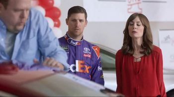 Toyota Camry One Event TV Spot, 'Test Drive' Featuring Denny Hamlin - Thumbnail 5