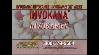 Invokana Amputation Advocates TV Spot, 'FDA Warning'