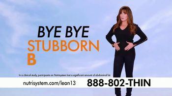 Nutrisystem Lean13  TV Spot, 'Bars & Shakes' Featuring Marie Osmond