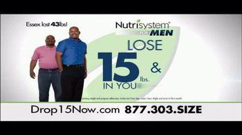 Nutrisystem for Men TV Spot, 'Get Your Drive Back'