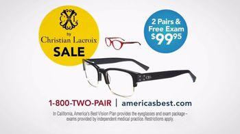 America's Best CXL Sales Event TV Spot, 'Sensitive Hearing' - Thumbnail 10