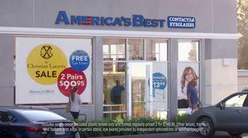 America's Best CXL Sales Event TV Spot, 'Sensitive Hearing' - Thumbnail 4