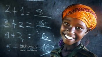 Child Fund TV Spot, 'Preventing Early Marriages'