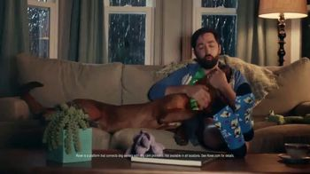 Rover.com TV Spot, 'When There's Thunder, We've Got Cuddles'