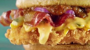 Wendy's Bacon Queso TV Spot, 'The Ballad of Bacon Queso'