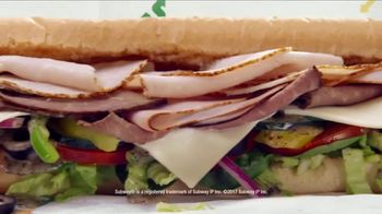Subway $6 Footlong Subs TV Spot, 'Two Footlongs Enter'