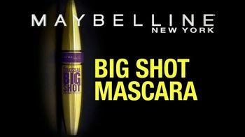 Maybelline New York Big Shot Mascara TV Spot, 'Power Up'