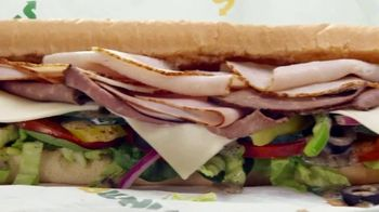 Subway $6 Footlong Subs TV Spot, 'Math'