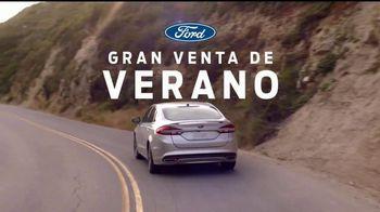 Ford Gran Venta de Verano TV Spot, 'Playa secreta' [Spanish]