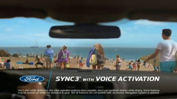 Ford Summer Sales Event TV Spot, 'Secret Spot: SYNC 3' Song by Owl City