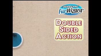 Hurricane Fur Wizard TV Spot, 'Double-Sided Action'
