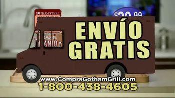 Gotham Steel Double Grill TV Spot, 'Resistente' con Graham Elliot [Spanish] - Thumbnail 9