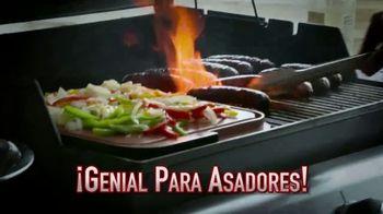 Gotham Steel Double Grill TV Spot, 'Resistente' con Graham Elliot [Spanish] - Thumbnail 8