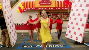 Wienerschnitzel TV Spot, 'New Bigger and Better Burgers'