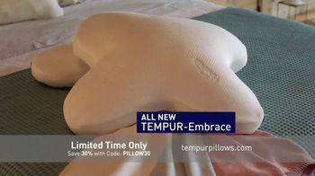 Tempur-Pedic Pillows TV Spot, 'Quality of Sleep'
