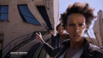Crackle com TV Commercial, 'Heroes & Heroes Reborn' - iSpot tv